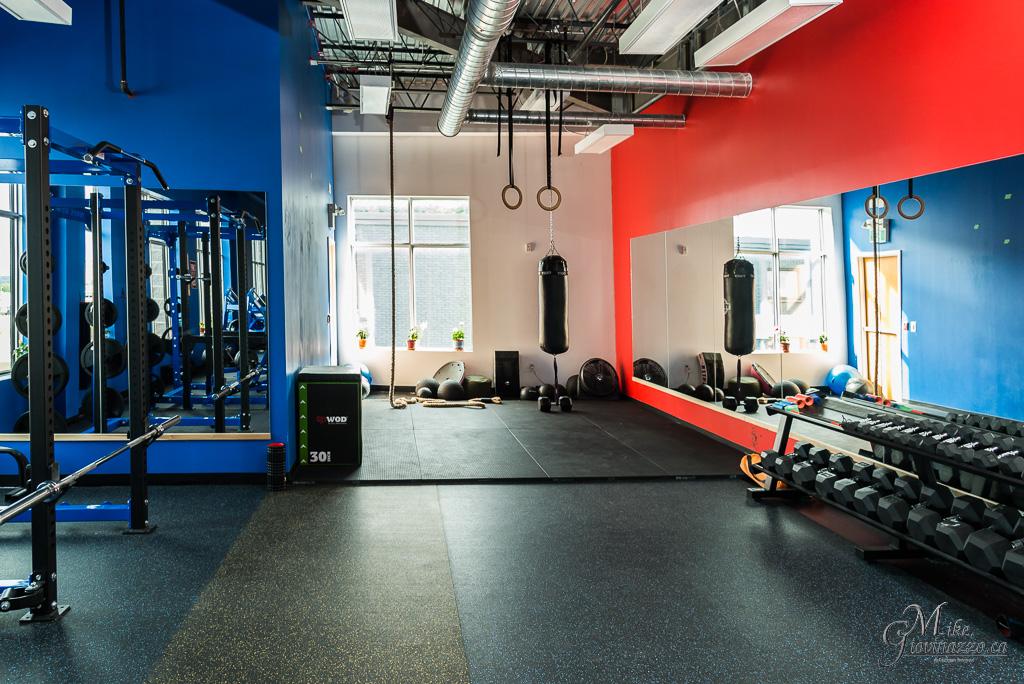 Interior Gym 2