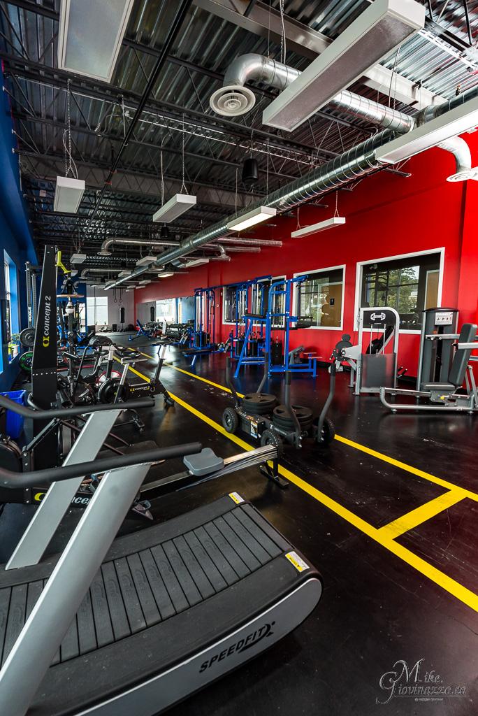 Interior Gym 4